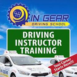driving instructor training dublin