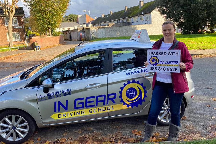 in gear driving school dublin